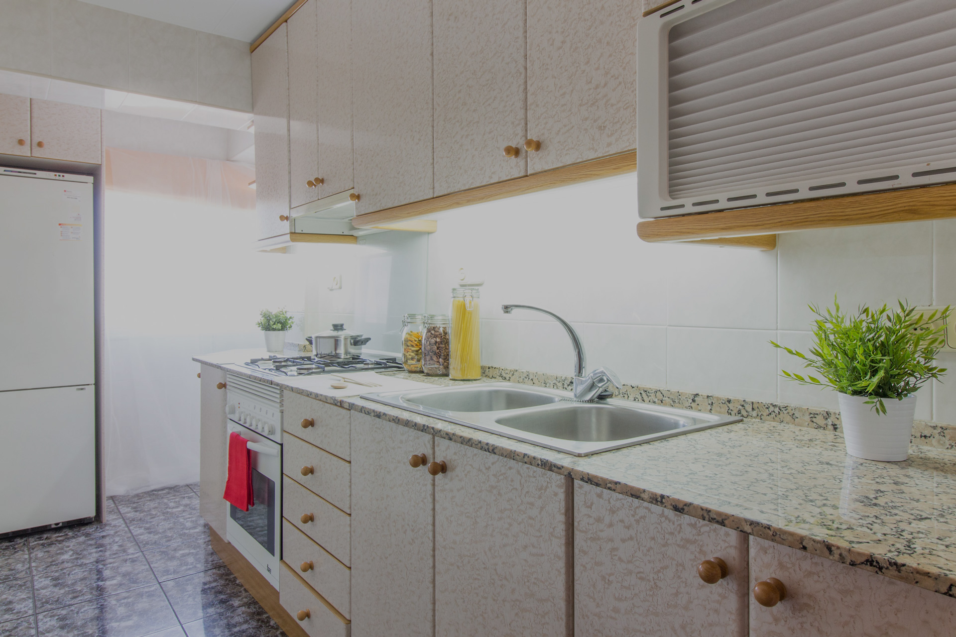 home staging cocina ejemplo
