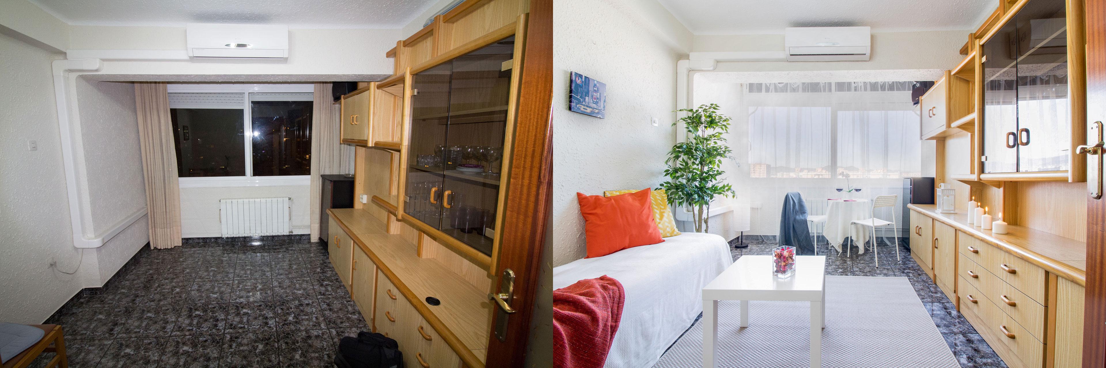 Projecte a rambla prim barcelona impuls home staging - Barcelona home staging ...