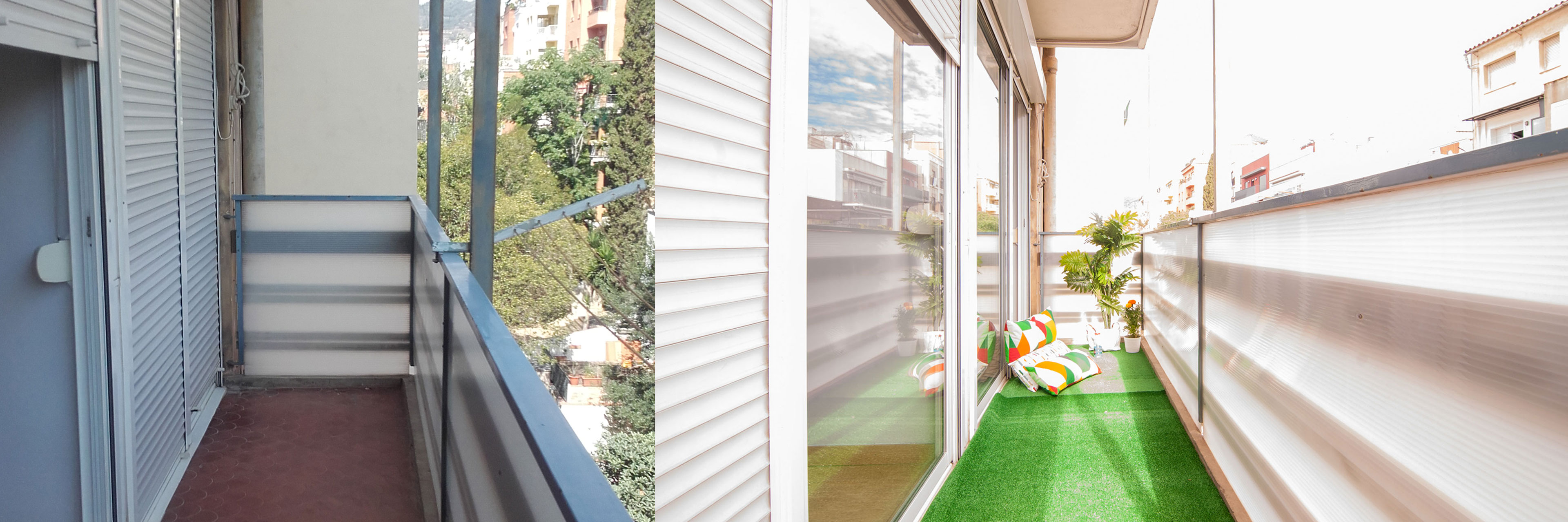 Proyecto en vallcarca barcelona impuls home staging - Barcelona home staging ...