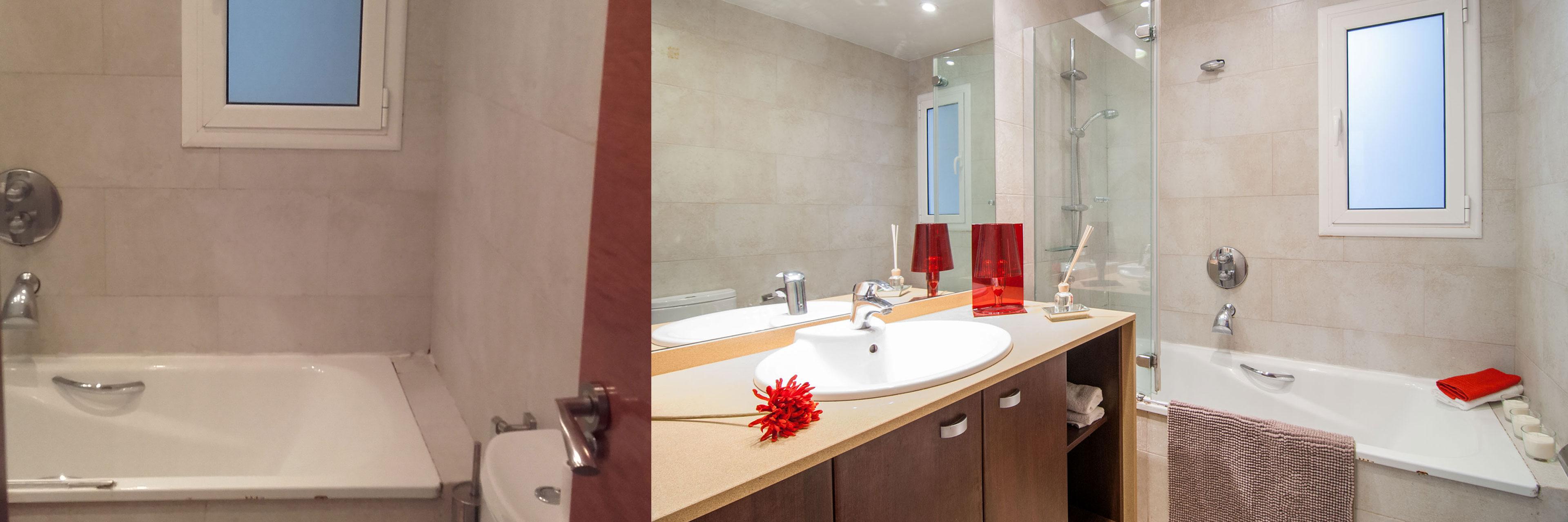 Projecte a vallcarca barcelona impuls home staging - Barcelona home staging ...
