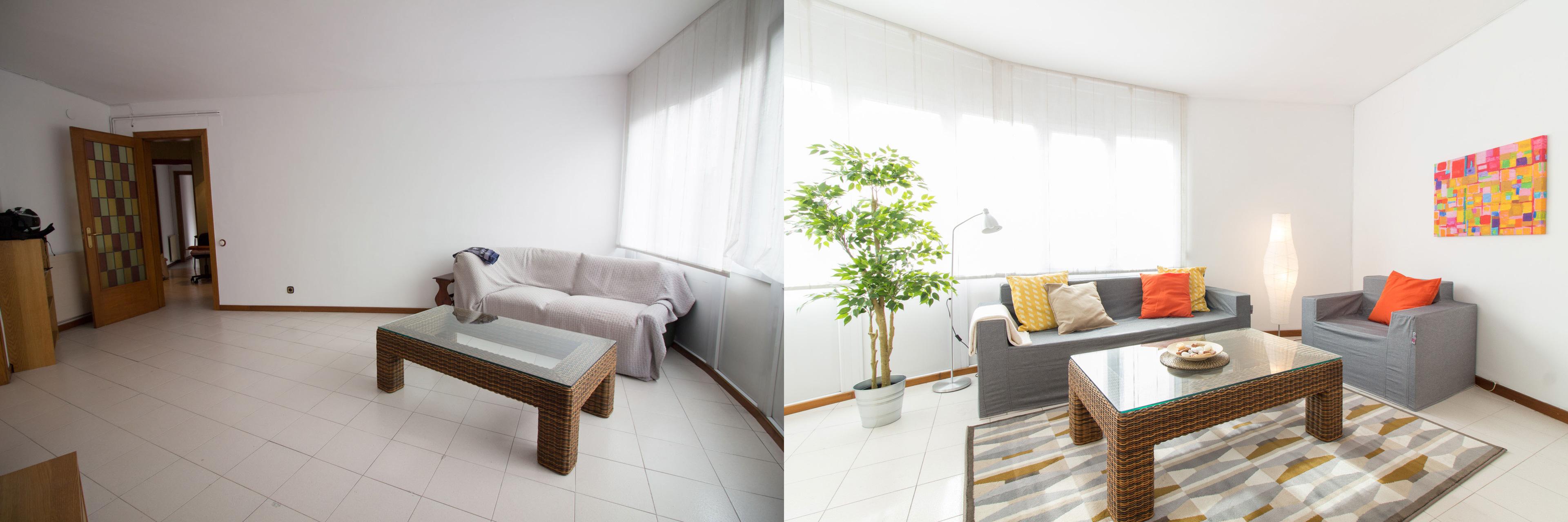 Proyecto eixample barcelona impuls home staging - Barcelona home staging ...