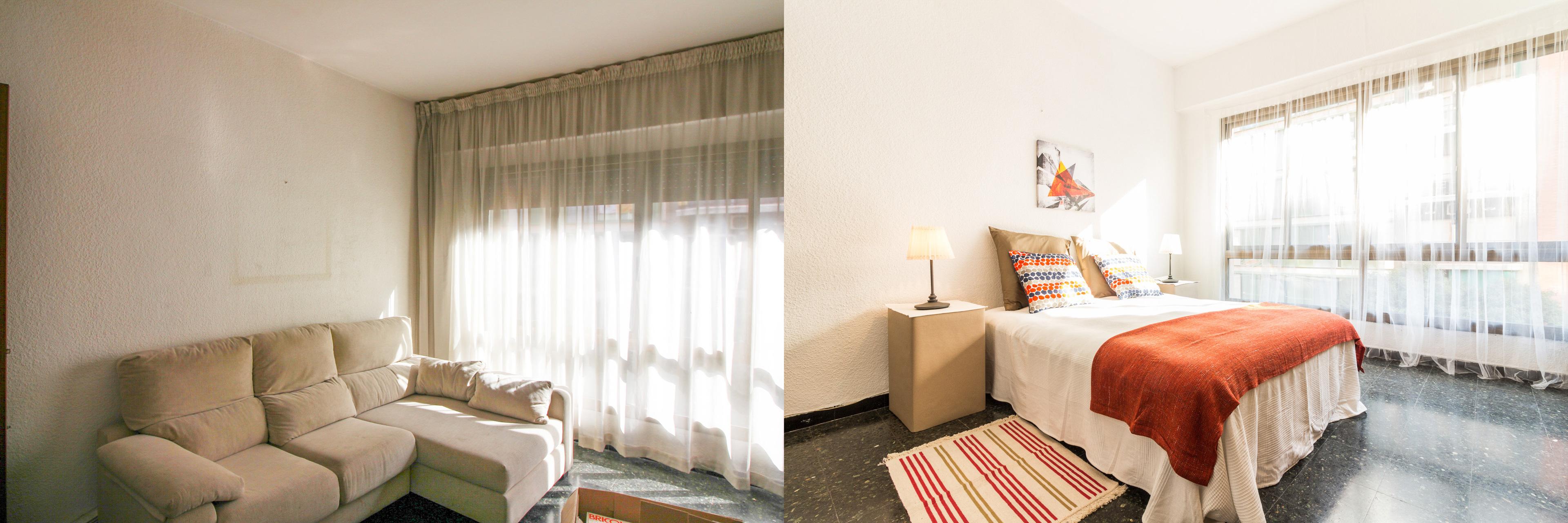 Home staging barcelona dormitori