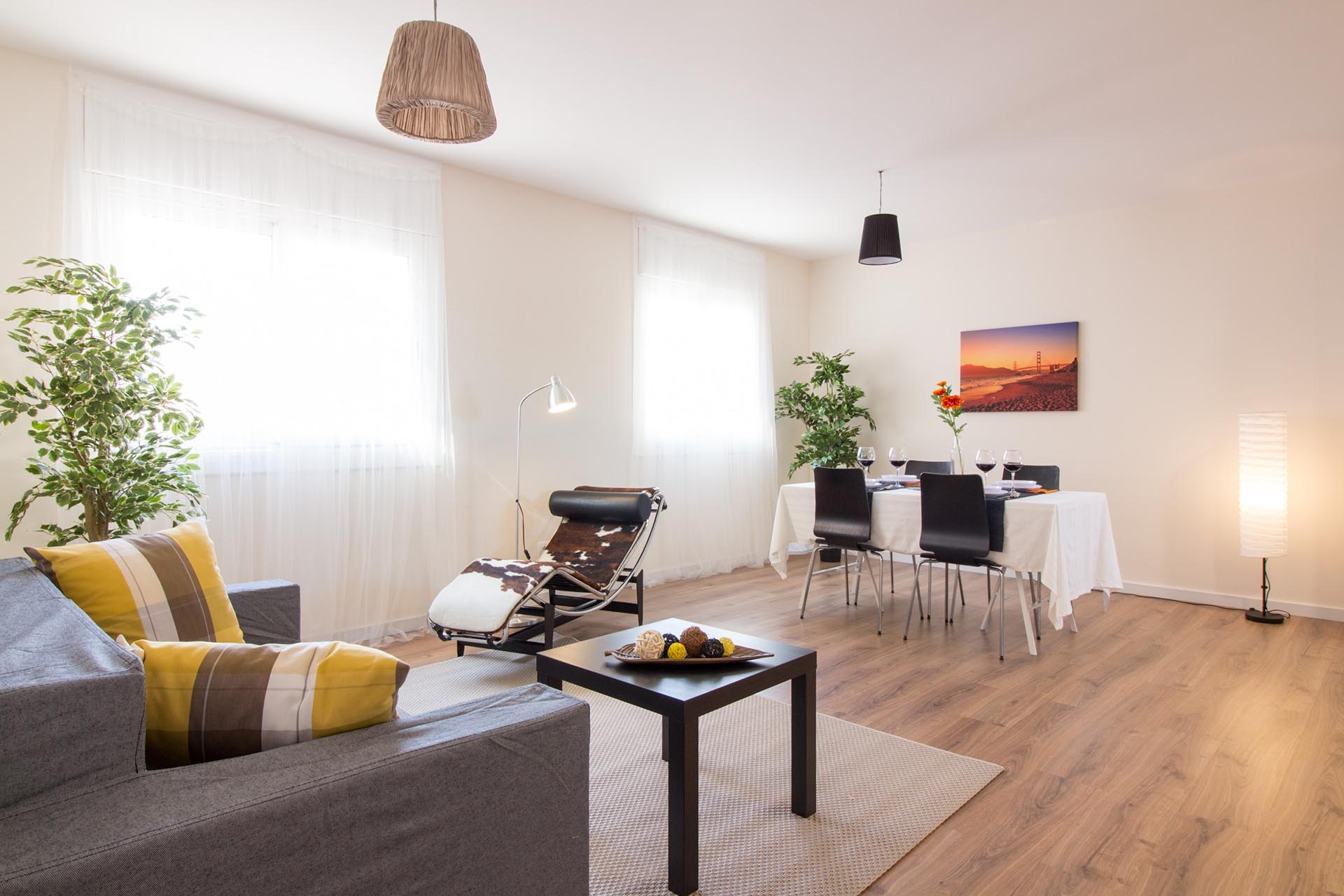 ejemplo de home staging salon